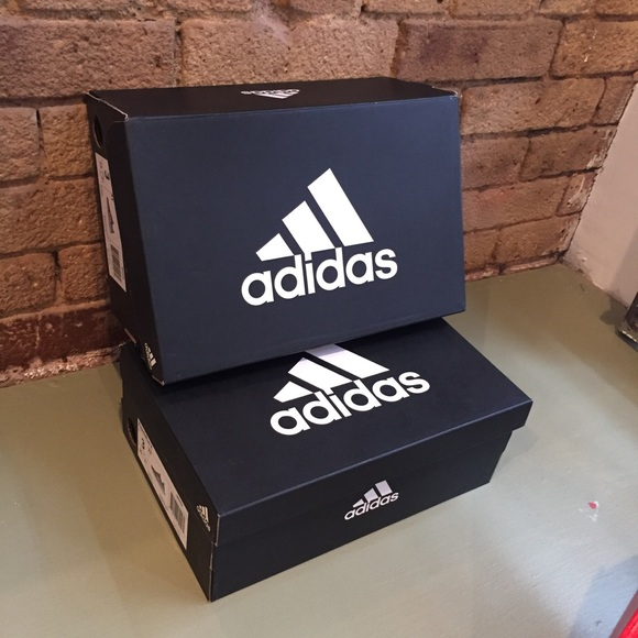 online store 93dd4 2410a adidas Shoes - 2 ADIDAS empty shoe Boxes, Size  11